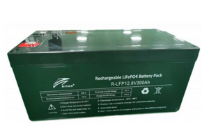 Bilde av RITAR Lithium 12V 300Ah (LiFePO4) BMS 100A