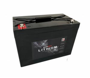 Bilde av  Lithium Batteri 12V 100AH 100A BMS